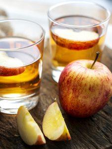 jabłka do octu