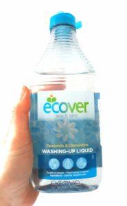 płyn do naczyń eco